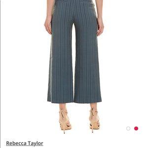 Rebecca Taylor Pants - Rebecca Taylor stripe pants